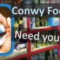 Conwy Borough Collecting for Conwy Food Bank Charity - Any Support is Appreciated!