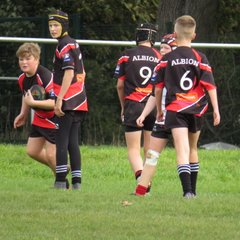 Albion v Eastmoor Dragons