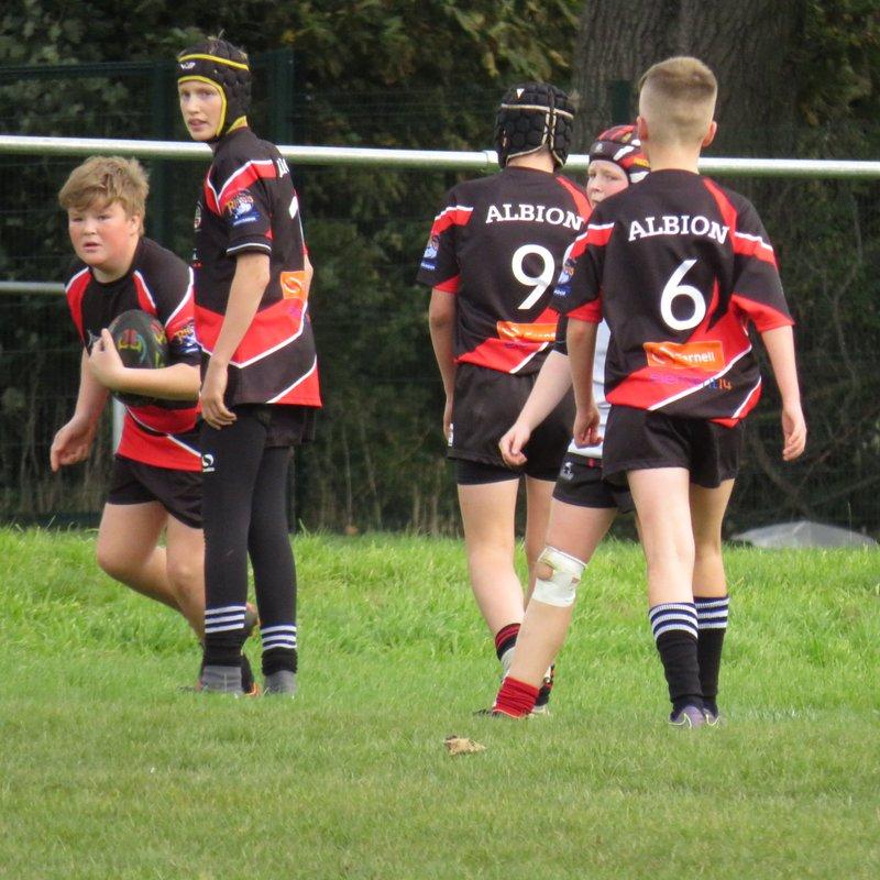 Albion v Eastmoor Dragons