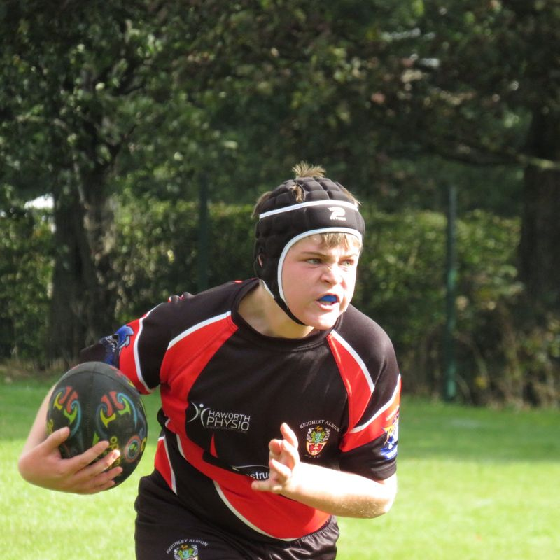 U 12's - Keighley Albion 'v' Eastmoor Dragons - 29 September 2018