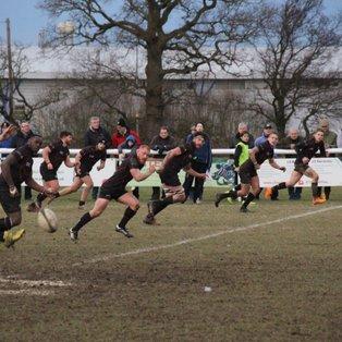 Colchester 1st XV 31 Southend 18