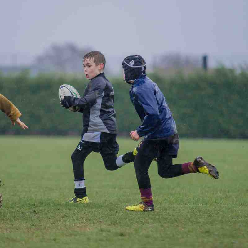 Colchester U9 at Ipswich YM ~ Sunday 6th March
