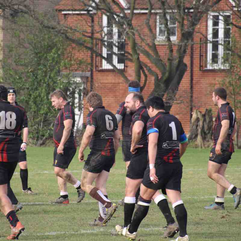 Colchester A XV v Wisbech RFC