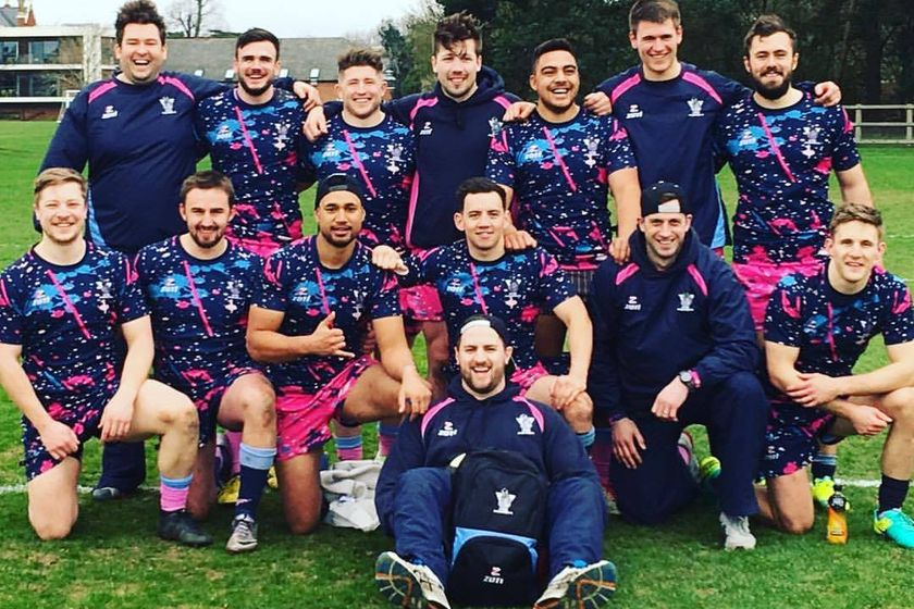 Wise Monkeys 7's WIN first tournament of 2017…