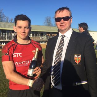 Guildford RFC 33 Colchester 1st XV 20