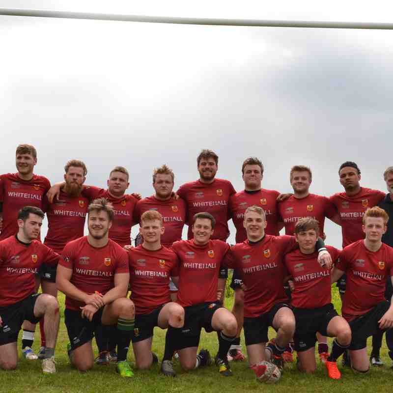 Eastern Counties U21's Festival at Southwold 16/04/17