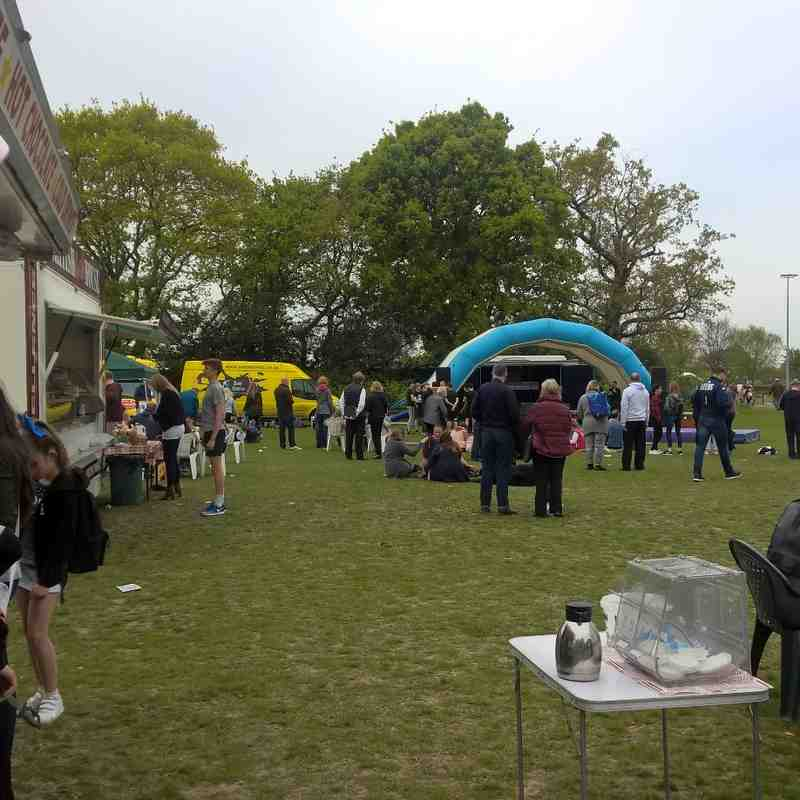 Community Fun Day for St Helena's Hospice '17