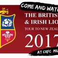 Watch the LIONS at CRFC