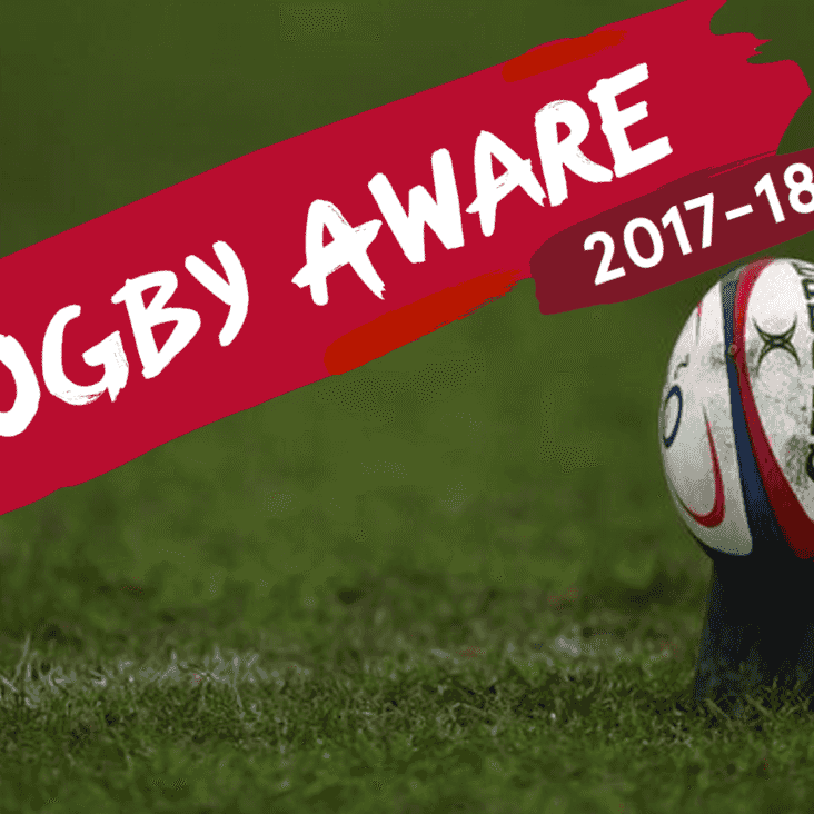 Rugby Aware 2017-2018