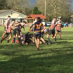 handsworth v solihull barbarians