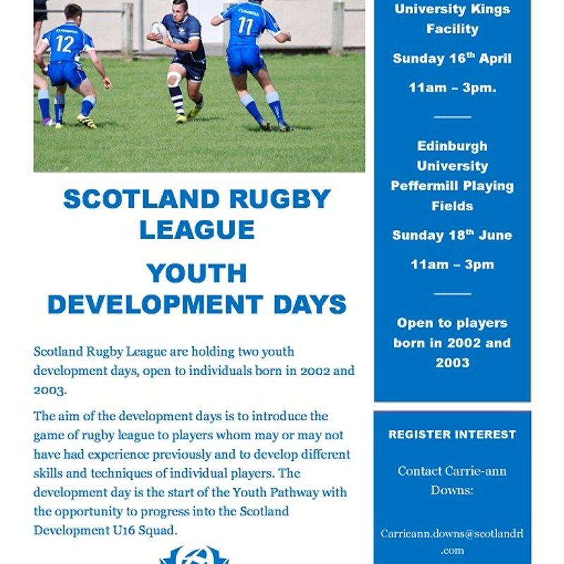 Youth Development Day