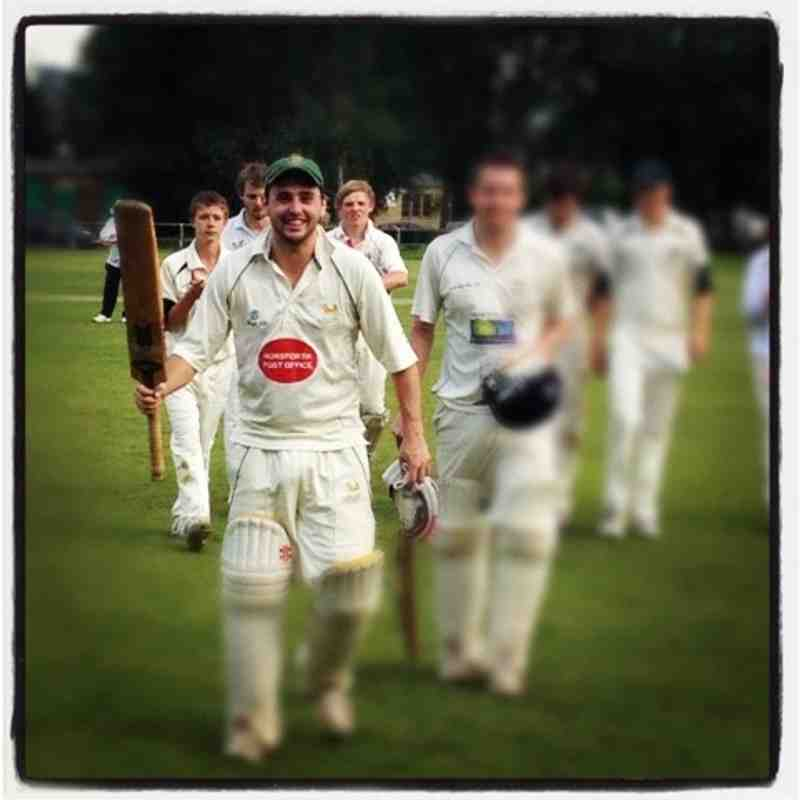 Horsforth 2XI 118-0 Foster 61*, Welsh 53* (11.2) Beat Upper Wharfedale 114-8 (50overs)