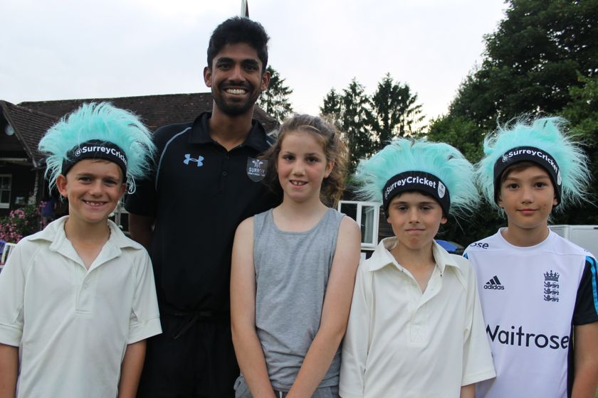 Surrey Cricket Club at DCC