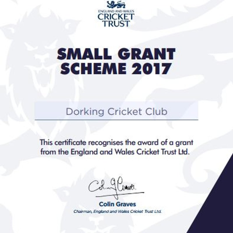 EWCT SMALL GRANT SCHEME 2017 – SUPPORTING GET THE GAME ON