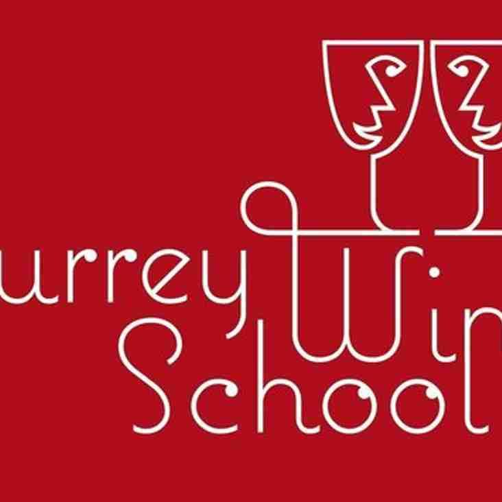 Welcome On-board Surrey Wine School!