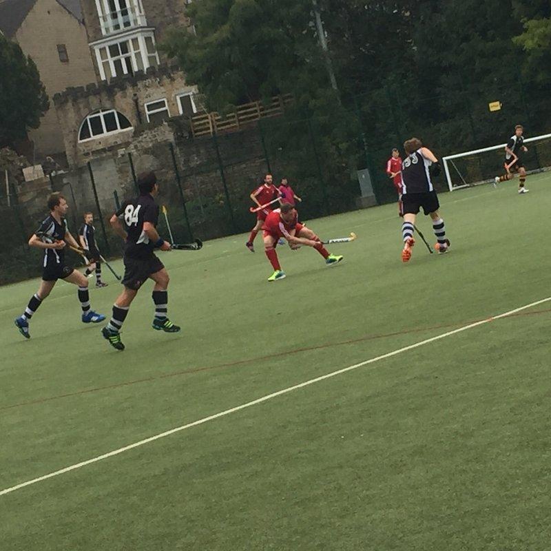 Mens 1st Team v Sheffield University Bankers 6