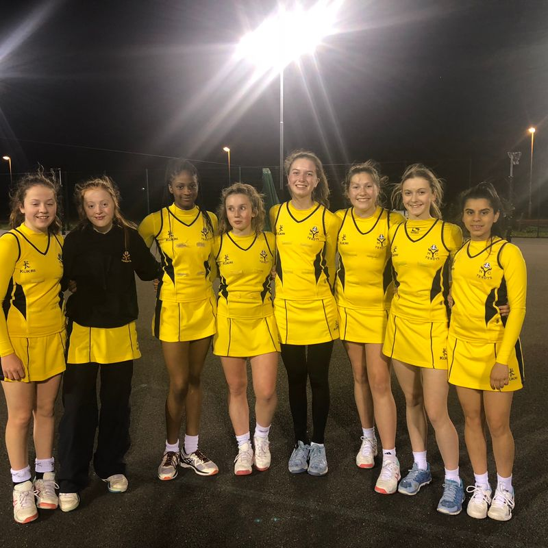 Yendys Yellow beat DLNC Youth A 8 - 46