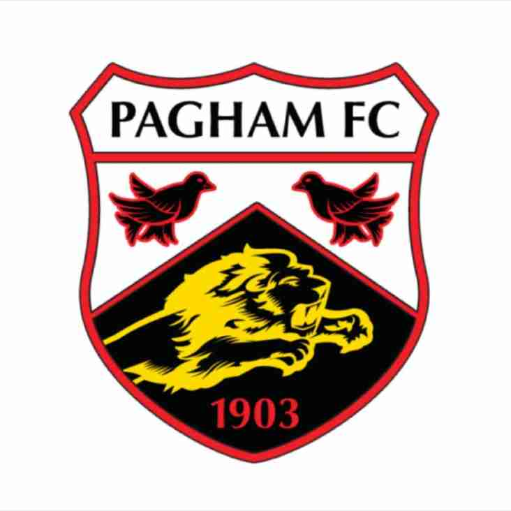 Pagham Football Club Statement