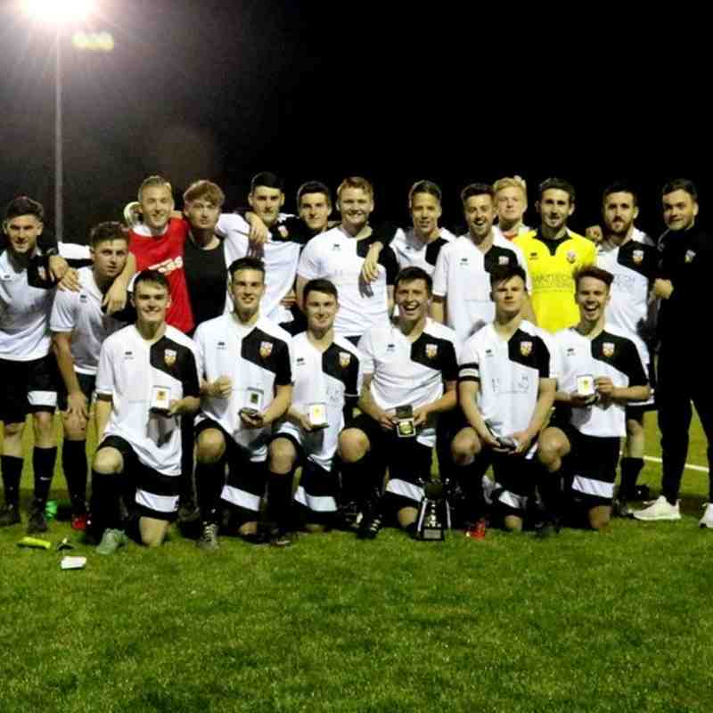 Seaford Town v Pagham U21's Cup Final