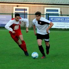 Seaford Town v Pagham U21's Cup Final