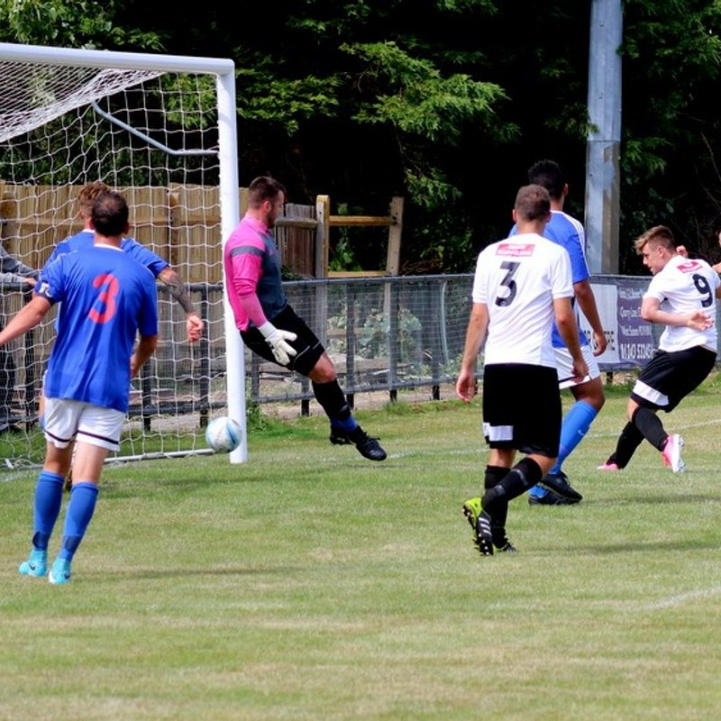 Pagham 4-1 Cowes Sports