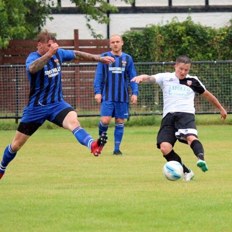 Pagham 3-0 Fareham Town