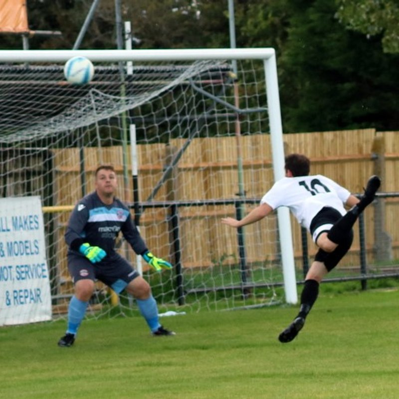 Reserves win at home to Crawley Down