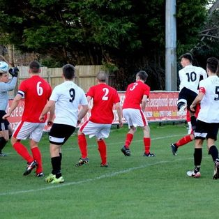 Pagham Reserves left floundering by Mullets.