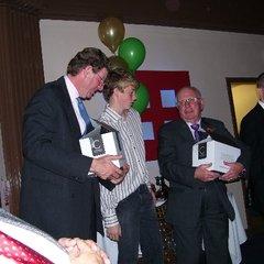 WCC Presentation Night 2007