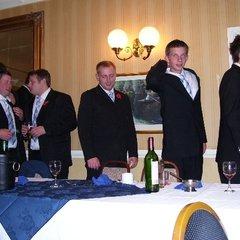 LEAGUE DINNER 2007