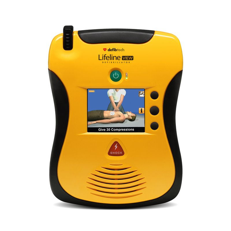 Fundraising for a 'Community use Defibrillator'