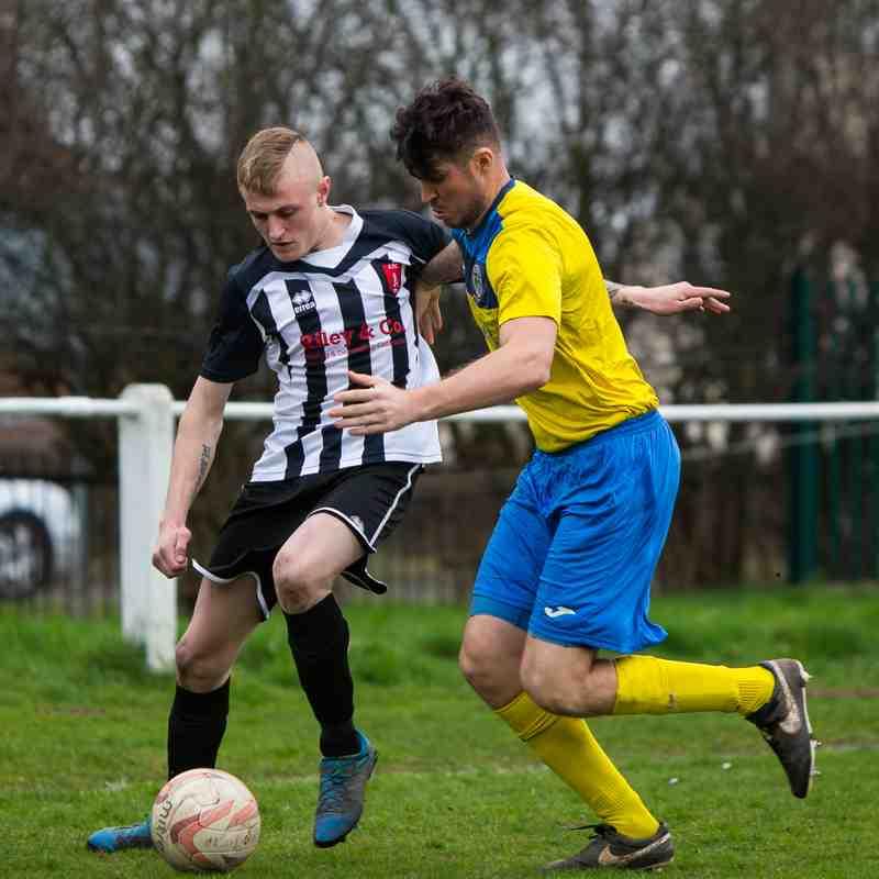 Clipstone F.C. V Retford United (Home) 13th March 2017