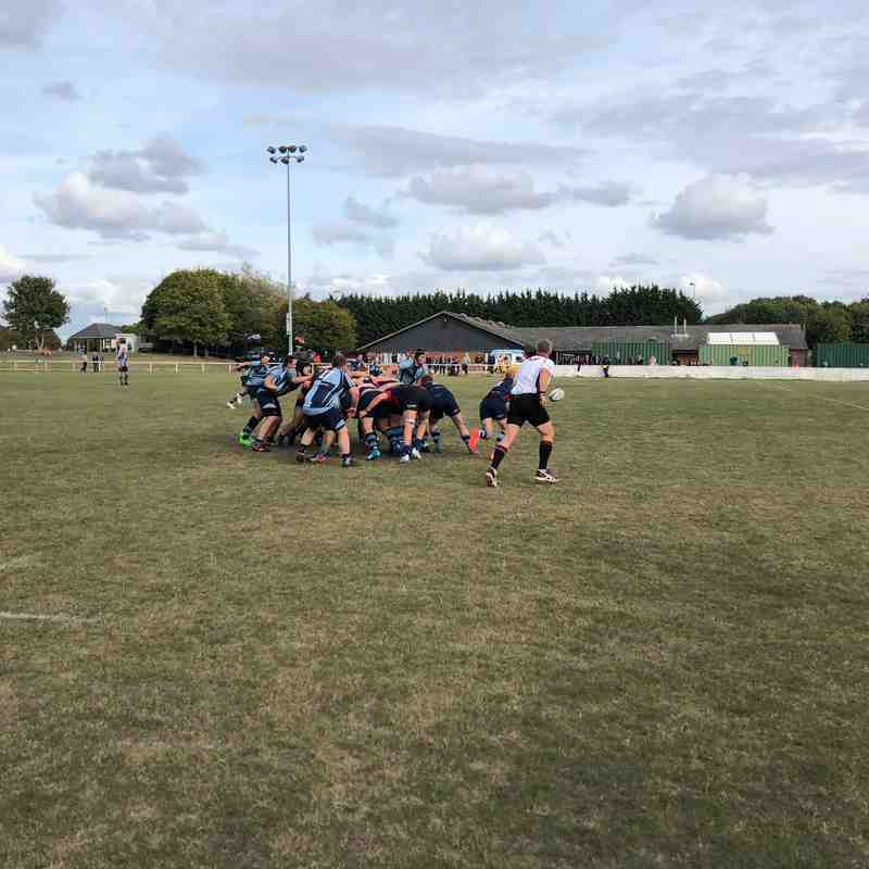 Supermarine vs 1st XV