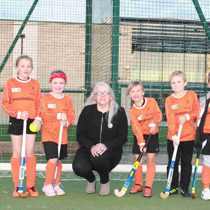 Corby print firm sponsors our junior teams
