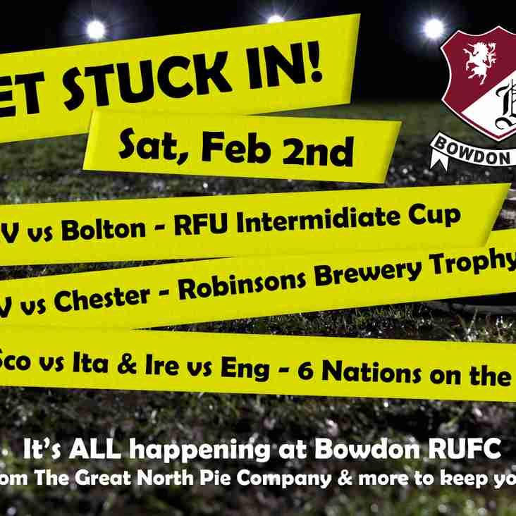 Bowdon 45 - 0 Liverpool Collegiate