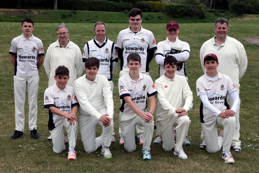 Winford Old Cathedralians CC - 1st XI 237/5 - 233/6 Clevedon CC - 3rd XI
