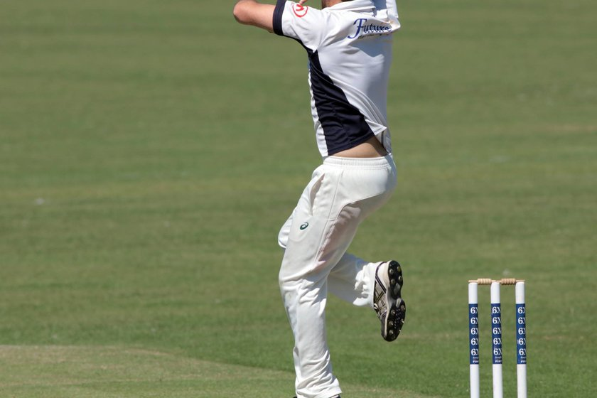 Batting collapse proves costly as Second XI beaten by Almondbsury