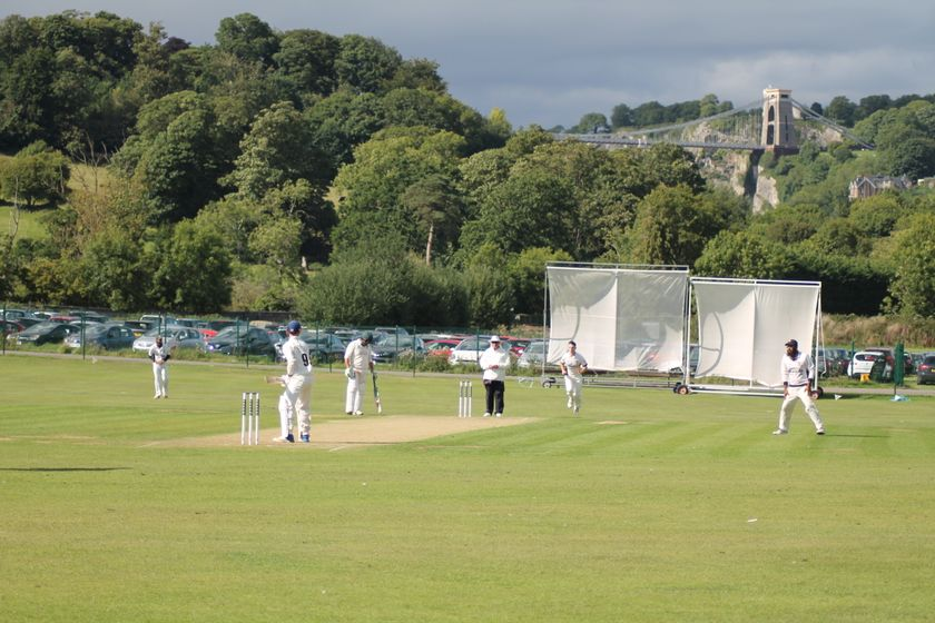Bowlers get Clevedon out of jail at Bedminster after major batting collapse