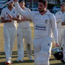 Crane comes of age with match-winning century after Bess leaves Bridgwater in a spin