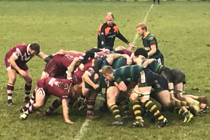 Keswick defeat Hawcoat Park