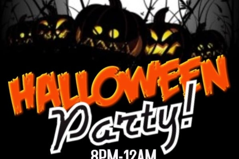 Rugby Club Halloween Party Saturday 27th October