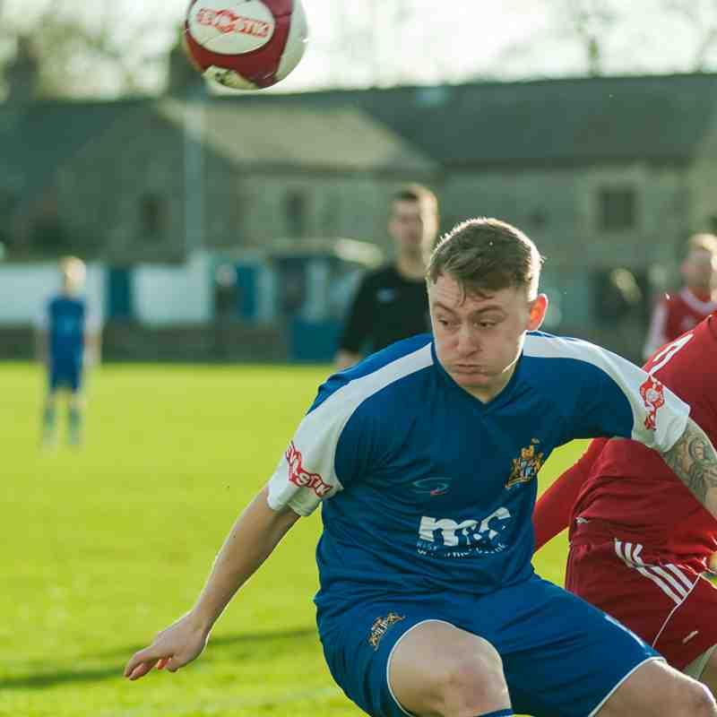 Clitheroe FC vs Ossett Town