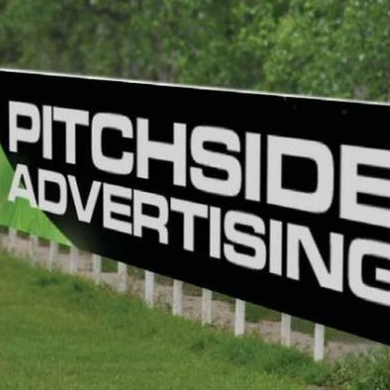 Kesteven Rugby pitch side advertising boards now only £35 per month