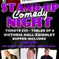 Keighley Albion Comedy Night