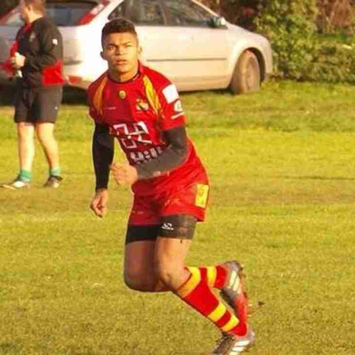 Louis Neal: USA university Rugby Scholarship!