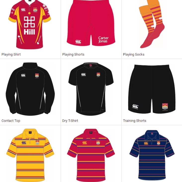 Get Kitted out for the Season