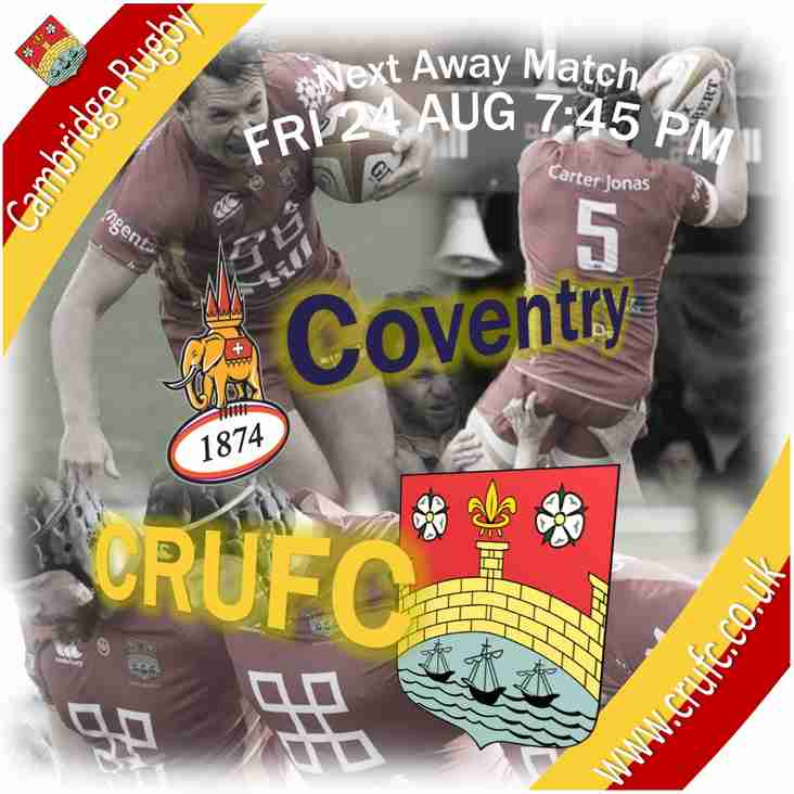 Coventry Preview