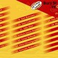 3rd XV lose to Bury St Edmunds Rovers 3rd XV 20 - 0