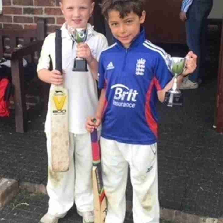Under 9 Representative Success