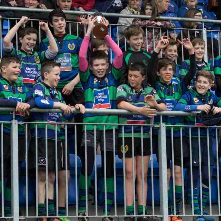 Seapoint Under 14's march on to the League Final